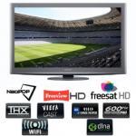 "Panasonic TXP42V20B 42"" V20 Series NeoPDP Full HD 1080p Viera Plasma TV with Infinite Black Pro, 600Hz Intelligent Frame Creation Pro, THX Mode & Freeview HD £984.90 @ Multizone AV"