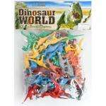 Big Bag of Dinosaur Figures (50) - £1 @Poundland