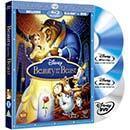 Beauty & The Beast: Double Play: 2 Blu Ray & Dvd: Bluray Packaging £11.51 @ HMV