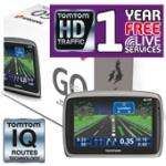 Tom Tom GO550 UK Live Sat Nav for £150 @ Comet with 12 Subscription Included