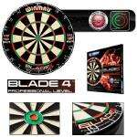 Winmau Blade 4 Dartboard £19.99 with free super saver delivery@Amazon