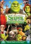 Shrek Forever After DVD for £8 (including P&P) @ Sainsburys Entertainment