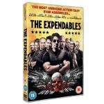Expendables DVD at Amazon (Pre order) £9.99