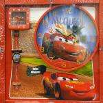 DISNEY CARS CLOCK SET 3.99 @ Home Bargains