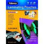 Fellowes - Lamination pouches - 100 x glossy - A3 only £9.99 delivered @ Amazon