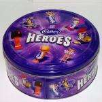 Cadbury Heroes Tin Only £4 Instore @ Asda