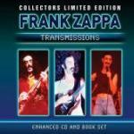 POUNDLAND: Frank Zappa - Transmissions. CD + Book Set.  £1, of course