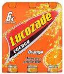Lucozade Energy 6 pack - £2 at Morrisons - Thats 33p a bottle!!!