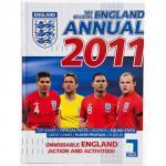 Offical England Annual 2011 £1 @ Poundland
