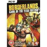 Borderlands: Game of the Year Edition (PC DVD) £8.57 Delivered @ Amazon