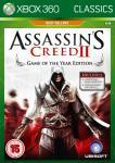 Assassins Creed 2 GOTY Classics Edition (Xbox 360) £9.99 @ Amazon