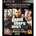 GTA IV Complete Edition (game + all DLC), PS3 & Xbox 360, £19.98 delivered @ Blockbuster
