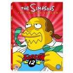 The Simpsons - Season 12 - Complete [DVD] Amazon for 11.99 delivered