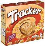 Tracker Roasted Nut Bars (8 x 26g) was £1.95 now 87p @ Sainsburys