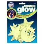 The Original Glow Stars Company Cosmic Glow Moon and Stars  £2.28 @ Amazon