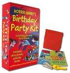 Horrid Henry Party Kit for 10 kids -  £5 or 2 for £8 The Book People