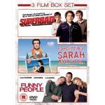 Funny People/Superbad/Forgetting Sarah Marshall DVD Box Set - £4.05 delivered @ Debenhams