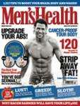 Mens Health Magazine - 3 issues for £3 delivered to your door