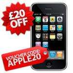 Iphone 3g 8G Unlocked and Sim free (Refurb) @totalpda £243.99