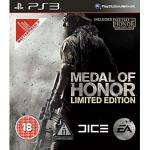 Medal of Honor Limited Edition - PS3 £10.00 Delivered @ASDA