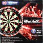 Winmau Blade 4 dartboard now down to £14.99 delivered at Amazon