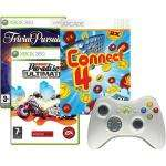 XBOX 360 WIRELESS CONTROLLER + 3 GAMES (Burnout Paradise Ultimate, Trivial Pursuit and Connect 4) - £25.52 @ Comet In Store or £31 Inc Delivery