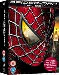 The Spider-Man Trilogy on DVD ,All 3 Films for Only £6.16 @ Thehut