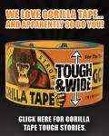 Gorilla Tape half-price £2.98 @ Tesco