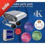 Karaoke Party Pack was £40 now £15 @ Asda
