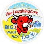 The Laughing Cow Cheese Spread Triangles - Normal, Light or Extra Light - 16 per pack - 280g £1 @ Sainsburys