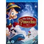 Pinocchio [Platinum Edition]  DVD *Instock*  £3.99 @ bee.com