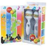 Wii Maracas Accessory Pack, ALso Wii Music Violin And Cello Pack, and Wii Instrument Adaptor Only £1 each @ Poundland