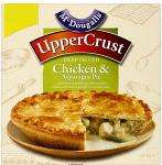 McDougall's Upper Crust Deep Filled Chicken & Asparagus Pie 680g was £3.29 now £1.64 @ Sainsburys