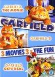 Garfield collection 1-3 £ 4.99 at bee.com