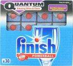 Finish Quantum Powerball Tablets £1.99 for 25 at B&M stores!