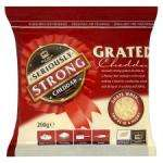 McLelland Seriously Strong Grated 200G - 2 for £2 Online and Instore @Tesco