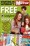 FREE Ladybird books(choose from 150!) with Daily Mirror & Sunday Mirror (just collect tokens & pay postage)
