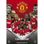 Official Manchester United FC 2011 Calendar - £2.80 (FREE DELIVERY) @ Amazon