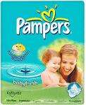 Pampers Baby Wipes 6 x 72 Packs only £3 Instore @ Asda