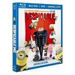Despicable Me: Triple Play (Includes Blu-Ray, DVD and Digital Copy) (3 Discs) Blu-ray £13.45 (preorder) delivered @ The Hut [Includes 3 brand new Minion Movies: Home Makeover, Orientation Day and Banana]
