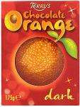 Terrys Plain Chocolate Orange 175g 99p at Morrisons (£1 at Sainsburys if nearer)