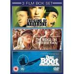 Bridge On The River Kwai/The Guns Of Navarone/Das Boot - The Director's Cut @ Amazon £5.99