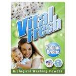 Vital Fresh Biological Powder Botanic Breeze - 10 Washes (800g) Was£1 NOW 24P @ tesco