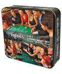 3 in 1 Casino Night Set (was £12.99) £3.99 at Argos (Reserve & Collect) - Now £2.99
