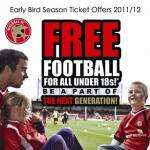 Free Walsall Season Tickets For Children & Teenagers @ Saddlers
