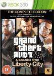 GTA IV Complete For Xbox 360 - £13.99 Delivered @ Gamestation