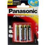 Panasonic XTREME Power Alkaline - AAA (LR03) - 6 Pack - £1.49 Delivered @ 7 Day Shop