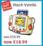 VTech VSmile Pocket Learning System £18.99 @ Argos