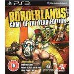 *PREOWNED* Borderlands Game of The Year For PS3 - £8.95 *Instore* @ Blockbuster