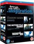 True Inspiration Collection - (3 Blu-Ray Boxset) - In the Shadow of the Moon / Touching The Void / The Motorcycle Diaries £7.95 @ Base